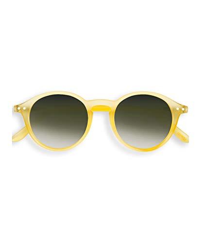 IZIPIZI Sun #D Yellow Honey Sunglasses +0 Amarillo