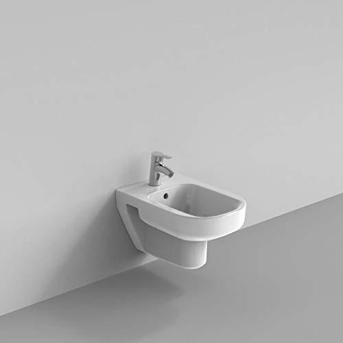 Ceramica Dolomite - Bidet sospeso monoforo Serie Cristallo j4484 Idealstandard Art.J448400 - Bianco, Monoforo, A Magazzino