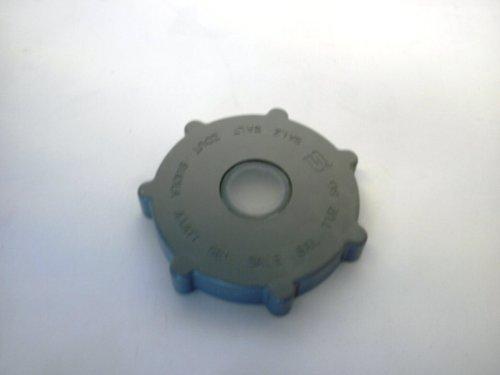 Siemens Bosch 165259 - Tapa de cierre para sal de lavavajillas