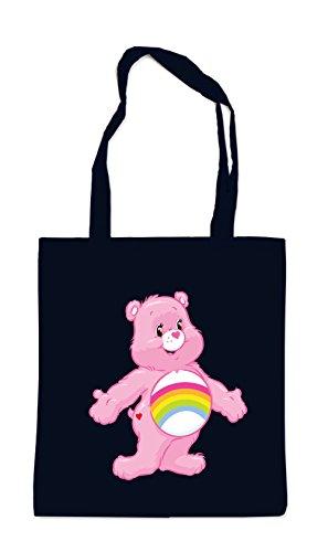 Certified Freak Old Rainbow Bear Bag Black