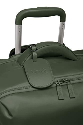 Lipault - Original Plume Valise 4 Roues 55/20 - Bagage Cabine à roulettes - Black