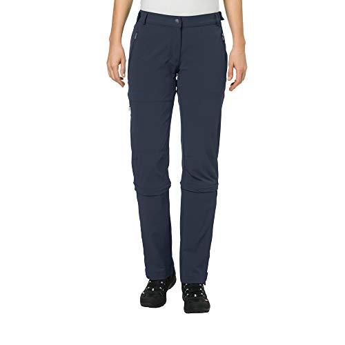 Vaude Farley Stretch Capri T-zip II broek voor dames