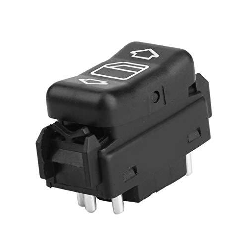 Repuesto para Interruptor de Control de Ventana de Mercedes Benz W124 W201, botón Elevador de Ventana 1248204610