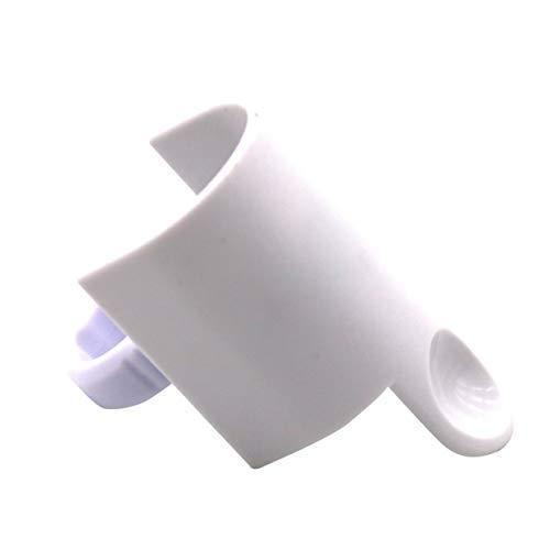 Weisheng Beau Motif 1 Set Cil Bande Palette Colle Bague Parfait pour Volume Ventilateurs Cil Extensions en Fin Style - A