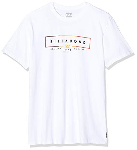 BILLABONG Unity SS tee Camiseta, Azul (Dark Blue 709), One Size (Tamaño del Fabricante: XS) para Hombre