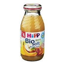 hipp bio saft 100% banane apfel 0.2 l