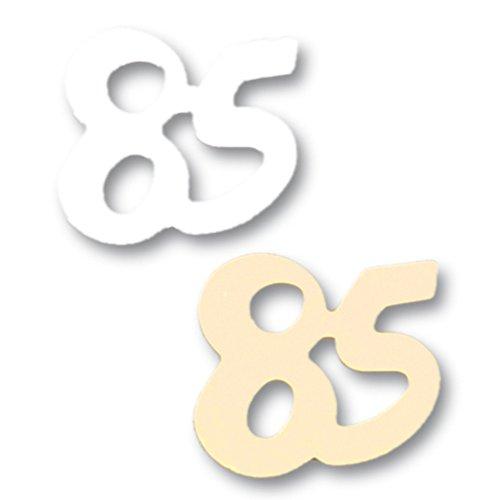 EFCO Pailletten 85, kunststof, goud/zilver, 13 mm, 20 g
