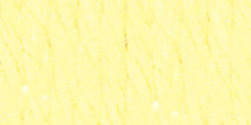 Spinrite Handicrafter Cotton Yarn, Solids, Banana Yellow