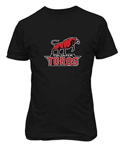 Sunyuer Camiseta gráfica Toros de Tijuana Baseball Beisbol Mexico Fashion Printed para Hombre