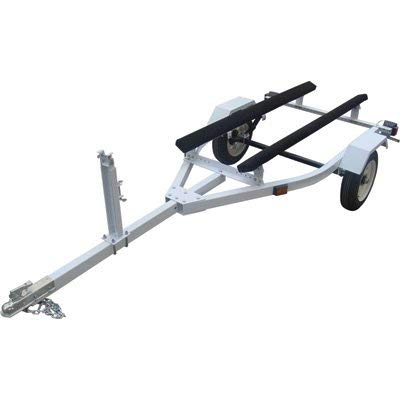 Ironton Personal Watercraft and Boat Trailer Kit - 610-Lb. Load...