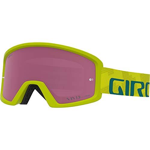 Giro Tazz MTB Casco de Bicicleta Dirt, Unisex Adulto, Amarillo, Talla única