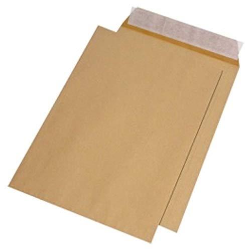 Elepa - rössler kuvert 30006763 Versandtaschen E4 ohne Fenster, haftklebend, 130 g/qm, 250 Stück, braun