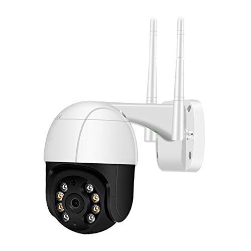 Shiwaki BES-A8B HD 1080P WiFi PTZ IP CCTV Cámara Domo Detección de Movimiento a Prueba de Agua UE
