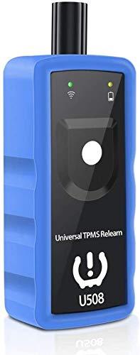 OB D RESOURCE Universal RDKS Relearn Tool for Mercedes Benz Opel GM Ford U508 TPMS Reset Tool Reifendruckkontrollsensor Anlernsystem