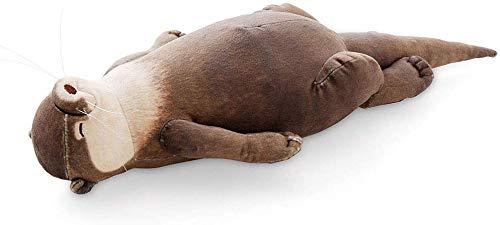 Phayee Handgelenkstütze, Eksesor Handballenauflage Otter Form zur Entlastung des Handgelenks Mit Federmäppchen 40 cm, Baumwollbleistift Kasten Kissen,mit handauflage ergonomische