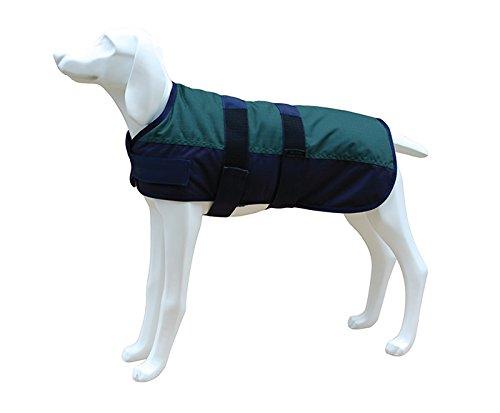 Freedog FD5000988 regenjas voor honden, groen