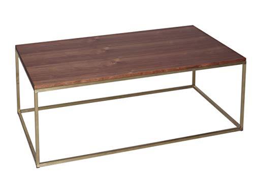 Gillmore Kensal Tisch, Holzwerkstoffe, walnuss, Einheitsgröße