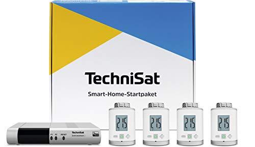 TechniSat 9531/0054 Starter Pack Calefacción 2 Smart Home
