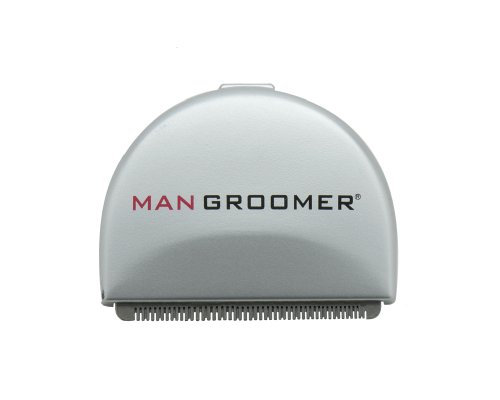 MANGROOMER Do-It-Yourself Electric Back Hair Shaver Premium...