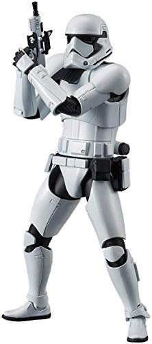 Bandai Star Wars The Rise of Skywalker First Order Stormtrooper 1/12 Scale Model Kit