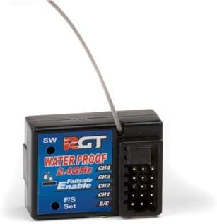 Redcat Racing 28475 Receiver 2 4G Waterproof product image
