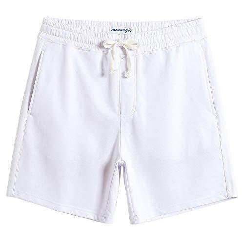MaaMgic Mens Athletic Shorts Zipper Pocket 7