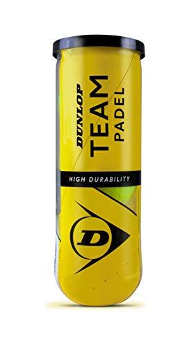 Dunlop TB Team Padel Pelotas Bote Adultos