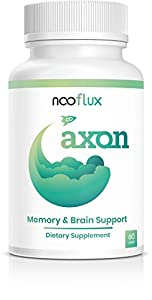 SUPERCHARGED BRAIN SUPPLEMENT - Our formula delivers powerful brain nutrients that improve memory, boost mental performance, and support overall brain function. PREMIUM EARTH GROWN INGREDIENTS - 100% of the ingredients in Axon are plant and mushroom ...