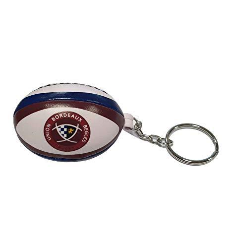 Gilbert Rugby Keyring - Union Bordeaux-Bègles (UBB)