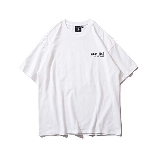 DREAMING-Camiseta de Manga Corta para Hombres y Mujeres, Cam