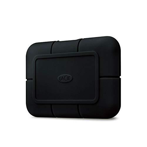 LaCie ポータブルSSD 1TB Rugged SSD Pro Thunderbolt 3 USB type C 5年間保証 STHZ1000800
