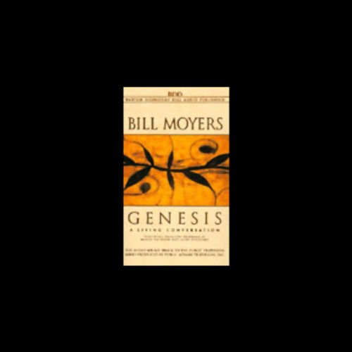 Genesis audiobook cover art