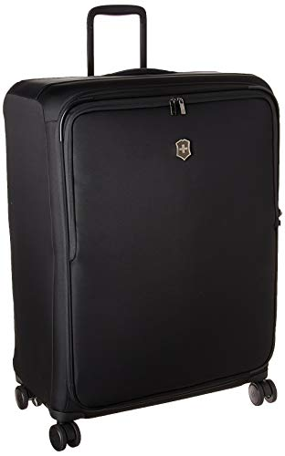Victorinox Connex Softside Spinner Luggage, Black, Checked-X-Large...
