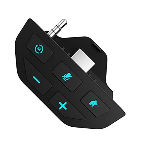 Adaptateur de Casque stéréo DYBITTS convertisseur de Casque pour Manette Xbox One Convertisseur de Casque Adaptateur de Casque de contrôleur de Jeu sans Fil pour Microsoft Xbox One