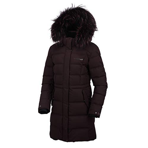 [モンベル] Mont-bell Women`s HANNAH Ⅱ Down Coat Jacket レディースダウンコート ダウンジャケット [並行輸入品](WINE, 95(M))