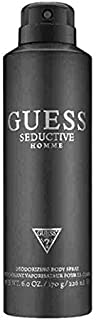 GUESS Seductive For Men Body Spray, 226 ml