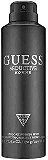 GUESS Seductive For Men Body Spray, 226 ml