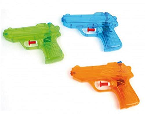 diverse 3 x Wasserpistolen Wasserpistole Klassiker 12 cm Spritzpistolen Wasserspritze