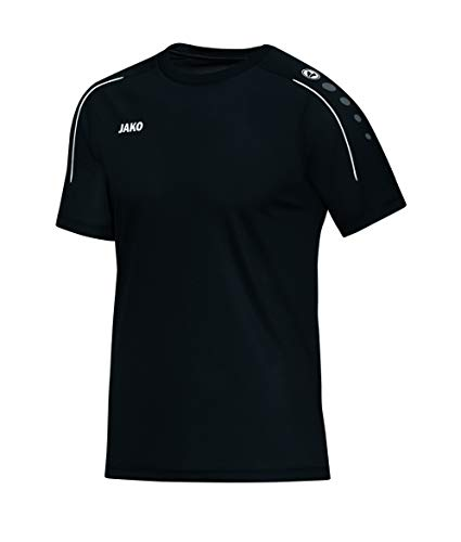 JAKO Herren T-Shirt Classico, schwarz, S
