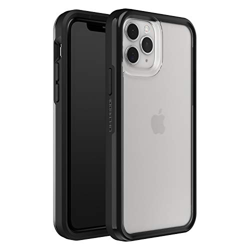 LifeProof Slam Drop, All Doubt, Stylish and Slim Dropproof Case for iPhone 11 Pro - Black Crystal (77-62551)