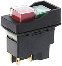 KLD-28A Waterproof Magnetic Switch Explosion-Proof Pushbutton Switches 220V IP55#Aug.26