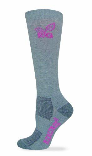Realtree Girl Paire de chaussettes ultra-Dri pour femme, Femme, 053146976920, gris, m