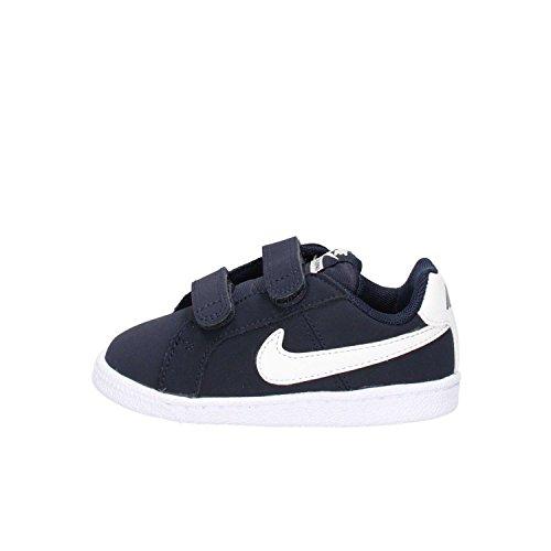 Nike Court Royale (TDV), Scarpe da Tennis, Blu (Obsidian/White 400), 27 EU