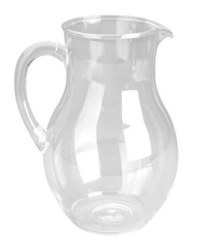 Lacor - 62392 - Jarra De Agua Acrilica 2,0 Litros