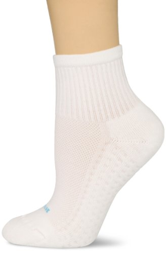 Hue Women's Air Sport 3 Pair Pack Mini Crew Socks - white - One Size