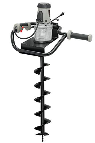 """HILTEX 10525 Electric Post Hole Digger Earth Auger Drill 