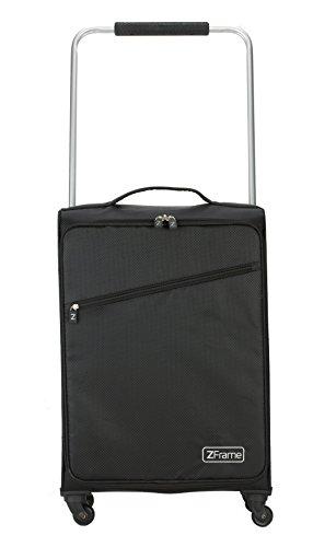 Ultimate Products Ltd Set di valigie Z Frame, nero - nero, SH22283718BLK