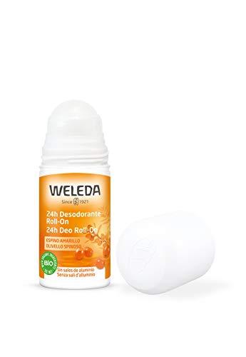 Weleda Duindoorn 24H Roll-On Deodorant, 50 ml