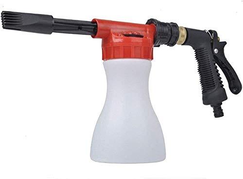 Preisvergleich Produktbild Leilims Auto-Waschschaum Gun Auto Reinigen,  Waschen Schnee Schaum-Auto Wasser Seife Shampoo Spray-Schaum for Auto-Motorrad-Waschzubehör