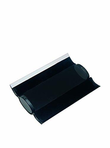 Philippi Design Giorgio Brillenetui für Brille oder Stifte, aus echtem Leder schwarz 128039, 1 stück, Black